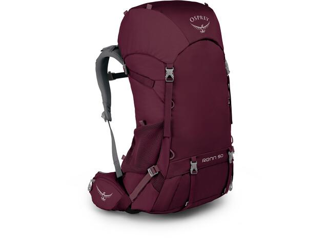 Osprey W's Renn 50 Backpack Aurora Purple